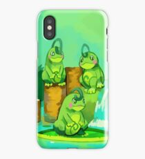 Tadpole Pond iPhone Case/Skin