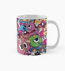 monster invasion Mug