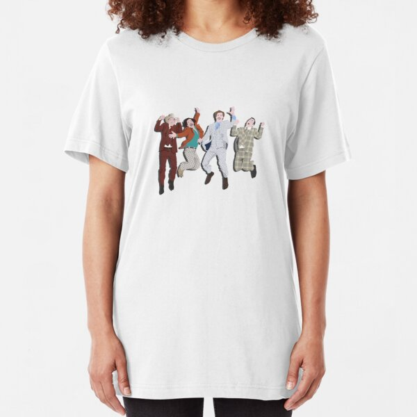Anchorman Flash Slim Fit T-Shirt