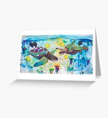 Enchanted Sea  Greeting Card