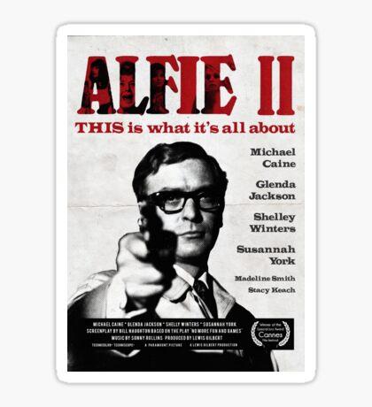 Alfie 2 Sticker