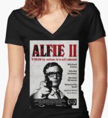 Alfie 2 Fitted V-Neck T-Shirt