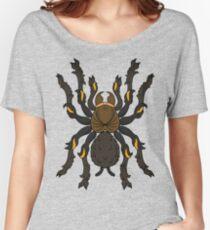 Heraldic Tarantula (Chaco Golden Knee) Women's Relaxed Fit T-Shirt