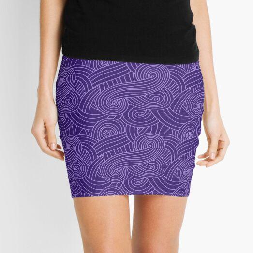 Midnight Tali Mini Skirt