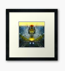 Space Odyssey Series Framed Print