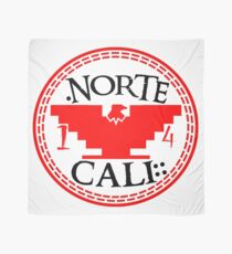 "New ""Norte Cali (All Starz)"" Design!!! Scarf"