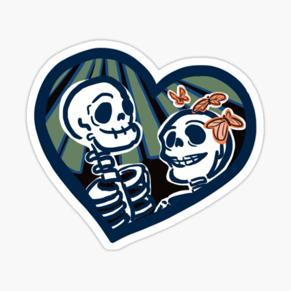 여신 강림 True Beauty Kdrama Webtoon Love Skull Pegatina