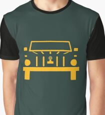 Heading to Green Bay in my VW thing Graphic T-Shirt