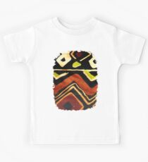 Africa Design Fabric Texture Kids Clothes