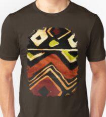 Africa Design Fabric Texture Unisex T-Shirt