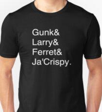 Jokers Nicknames Unisex T-Shirt