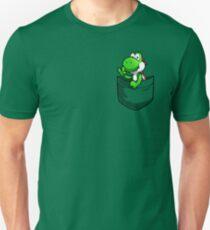Camiseta ajustada Bolsillo Yoshi Tshirt