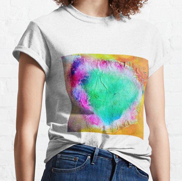 Color Blotches Classic T-Shirt