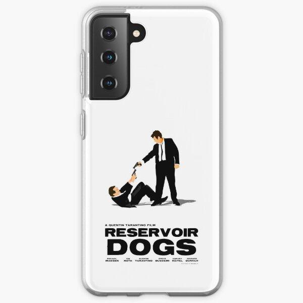 Reservoir Dogs Quentin Tarantino Minimal poster Samsung Galaxy Soft Case
