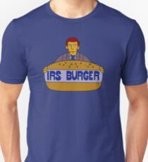 Internal Revenue Service Burger T-Shirt
