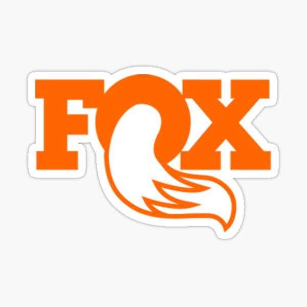 Ride Like A Foxxy Sticker