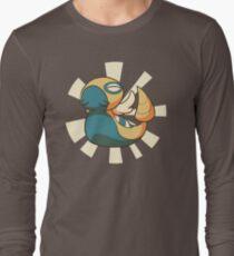 Mighty Dunsparce! Long Sleeve T-Shirt