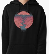 Canyon River Pullover Hoodie