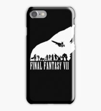 Final Fantasy VII - The meteor iPhone Case/Skin