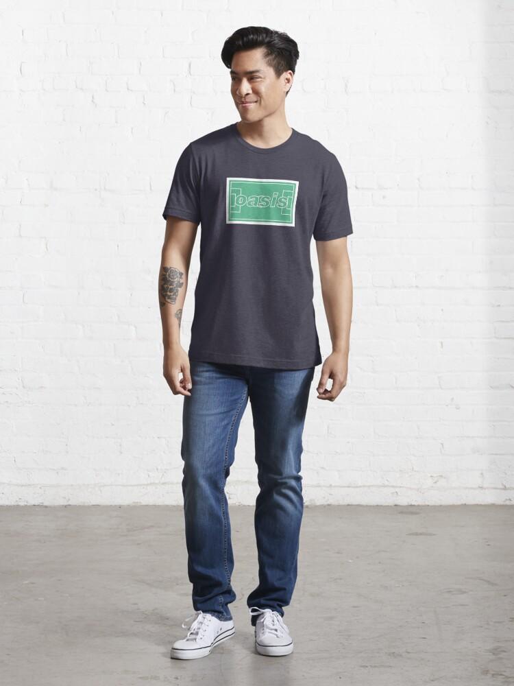 Alternate view of Maine Road 1996 - Replica Tour Shirt Essential T-Shirt