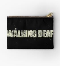 the walking deaf Studio Pouch