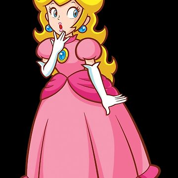 Prinzessin Peach! - Überrascht von star-sighs