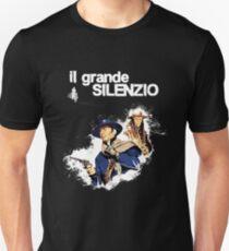 Il grande silenzio Unisex T-Shirt