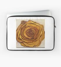 Golden Blossom Laptop Sleeve