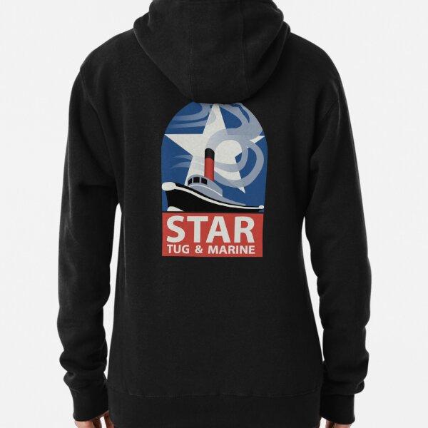 Star Tug & Marine Pullover Hoodie