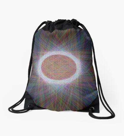 The Sun Drawstring Bag