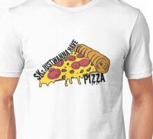 SK wants PIZZA Unisex T-Shirt