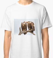 Vulture Couple is Caressing Each Other - Kruger National Park Classic T-Shirt