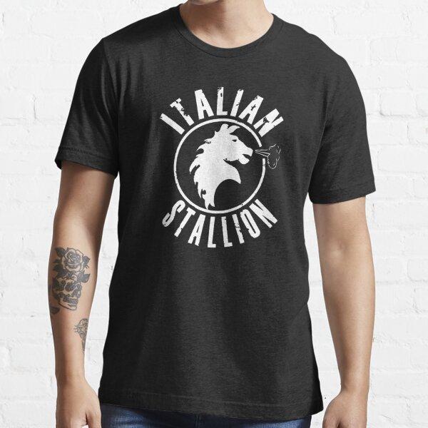 L'étalon italien T-shirt essentiel