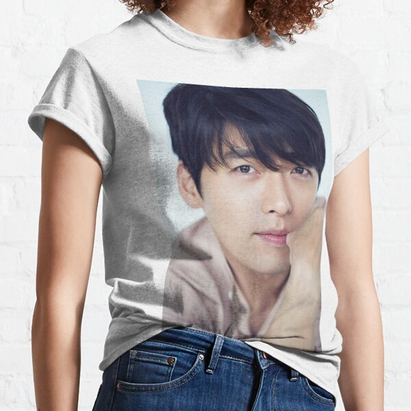 Hyun Bin Classic T-Shirt