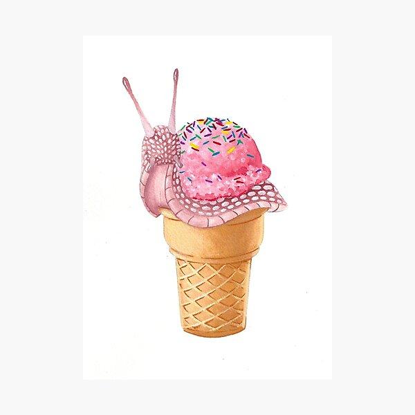 We All Scream For Icecream Photographic Print