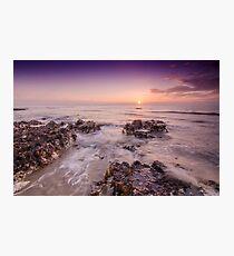 Viking Bay Photographic Print