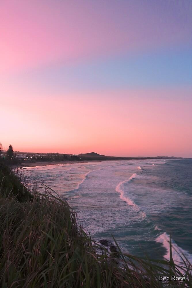 """Coolum Beach, Queensland, Australia"" By Bec Rose"