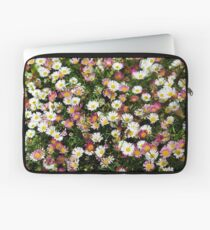 Candy Coloured Daisies Laptop Sleeve