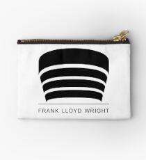 Frank Lloyd Wright Logo Studio Pouch