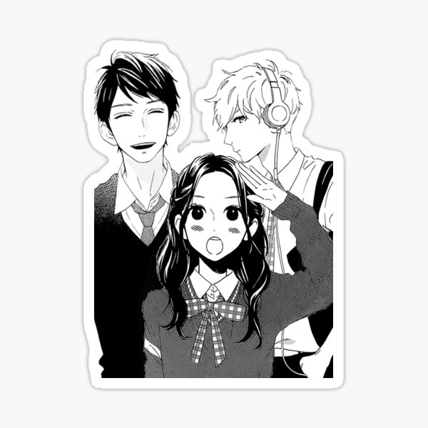 Shishio - Suzume - Mamura Sticker