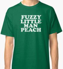 Old Gregg - Fuzzy Little Man Peach Classic T-Shirt