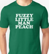 Old Gregg - Fuzzy Little Man Peach Unisex T-Shirt