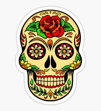 Día de Muertos Sticker