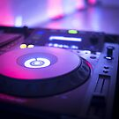 House dance music dj deejay turntable mixing desk nightclub party Ibiza by edwardolive