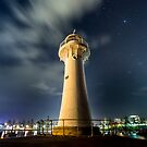 Wollongong Breakwater Lighthouse by David Haworth