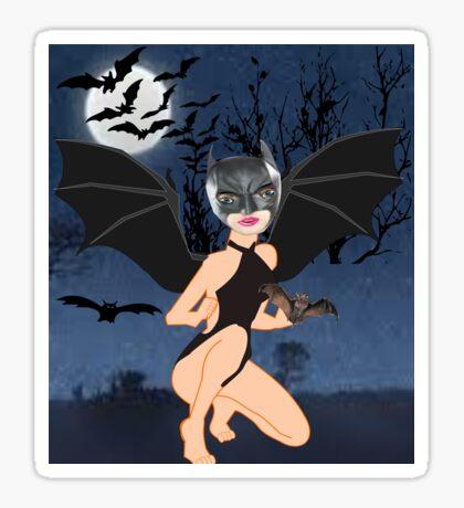 Bats (5104 Views) Sticker