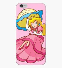 Prinzessin Peach! - Schwimmend iPhone-Hülle & Cover