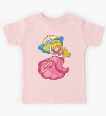 Princess Peach! - Floating Kids Clothes