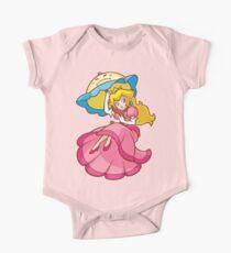 Princess Peach! - Floating One Piece - Short Sleeve