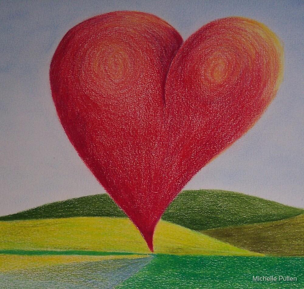 love by Michelle Pullen